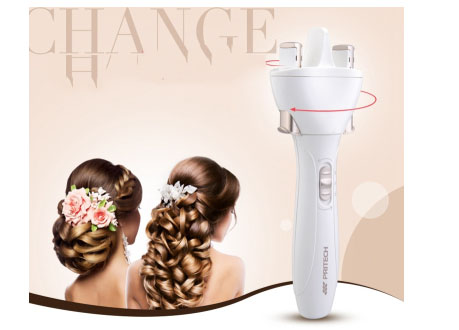 Hair Knitting Tools  Women's kids quick braider automatic hair Braid machine|Personal Care Appliance Accessories| |  - title=