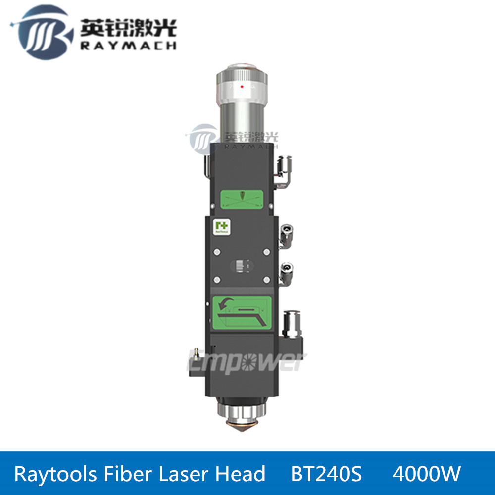 raytools fiber laser cutting head bt240s bt210 750w 1500w QBH fiber laser machine spare parts