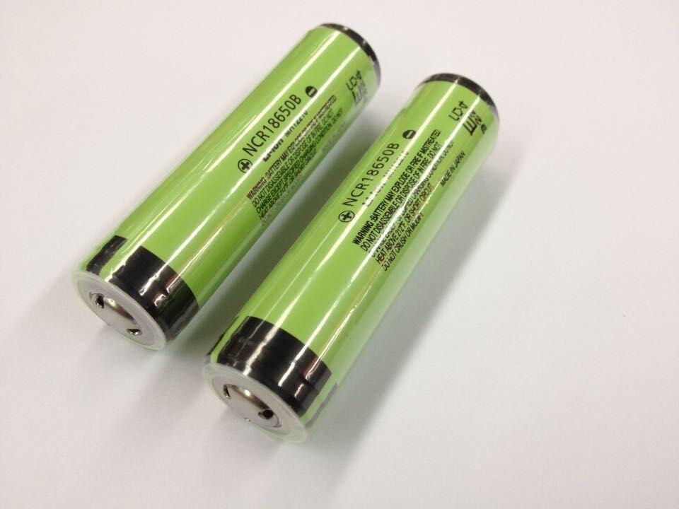 For Panasonic Ncr18650b Mh12210 Original With Protection