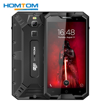 HOMTOM ZOJI Z8 4G IP68 Waterproof Smartphone 5 0 Inch Android 7 0 MTK6750 Octa Core