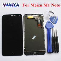 High Quality Touch Screen Digitizer LCD Display For Meizu M1 Note 5 5 Inch Cellphone With