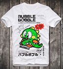 T SHIRT COMMODORE C64 AMIGA GAME GAMER GAMING BUBBLE BOBBLE CULT VINTAGE RETRO