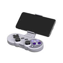 Mobile Gaming Stands Smartphone Clip Extender Stand Holder for 8Bitdo SN30 Pro SF30 Pro Bluetooth Gamepad(China)
