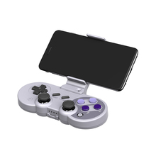 Mobile Gaming Stands Smartphone Clip Extender Stand Holder for 8Bitdo SN30 Pro SF30 Pro Bluetooth