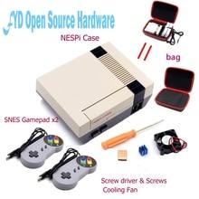 Cheap price Mini NES NESPI CASE Retroflag Case package for Raspberry Pi 3  2  B+ NES Classic Mini for RetroPie Raspberry Pi 3/2/B+