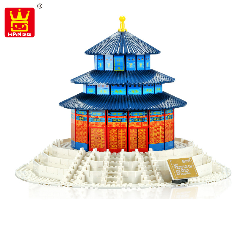 The Imperial Palace Assembly Building Model DIY Educational Toys Small Particle Building Block Famous Architecture In The World mr froger loz diamond block easter island world famous architecture diy plastic building bricks educational toys for children
