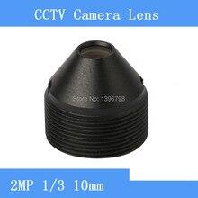 PUAimetis Factory direct HD 2MP nadzór kamera na podczerwień obiektyw 10mm M12 gwint obiektywy kamery przemysłowej