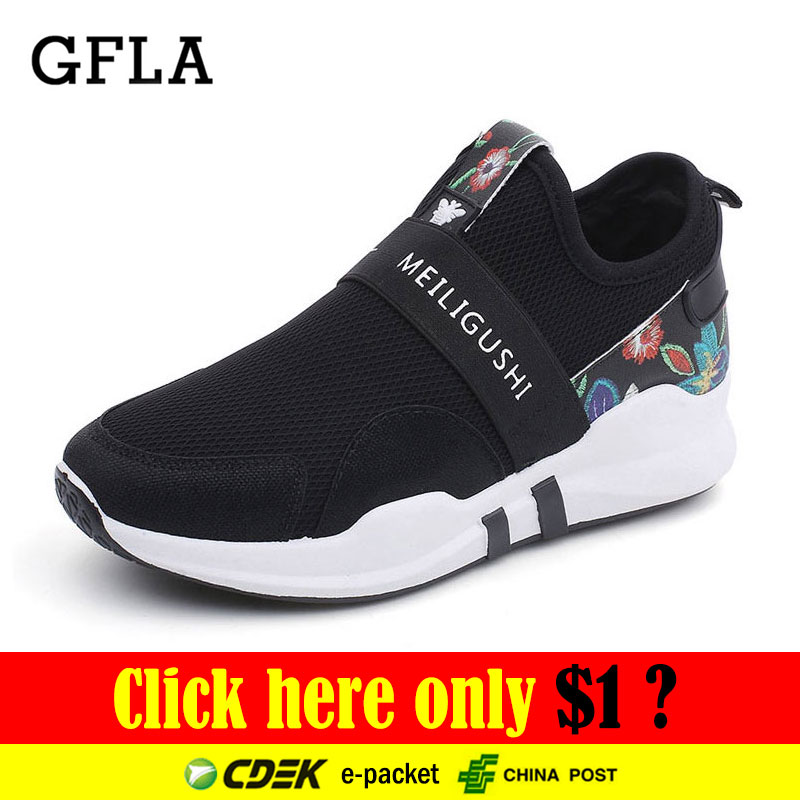 Women Shoes Woman Breathable Casual Shoes Women Summer Ladies Female Flats Air Mesh Leisure Comfortable Fashion Sport Shoe