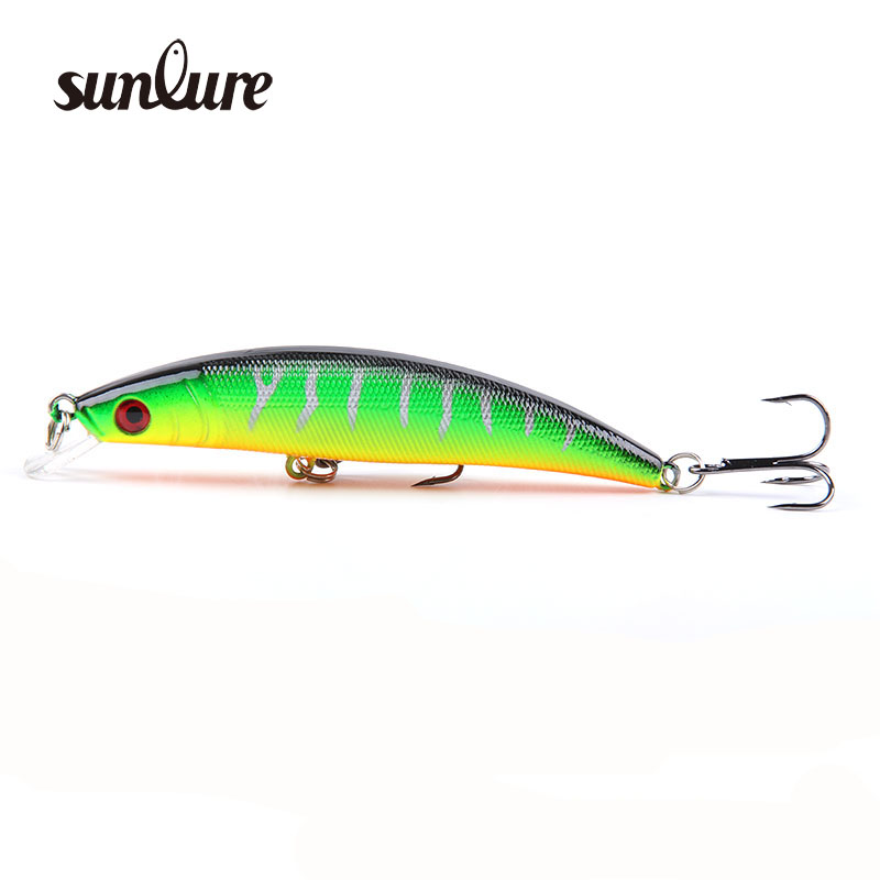 1PCS Fishing Lure Fishing wobblers Minnow Lures For Fishing Isca Artificial Hard Bait Hook Tackle Crank Swimbait 8cm/8.5g ZB176 1pcs lifelike 8 5g 9 5cm minow wobblers hard fishing tackle swim bait crank bait bass fishing lures 6 colors fishing tackle