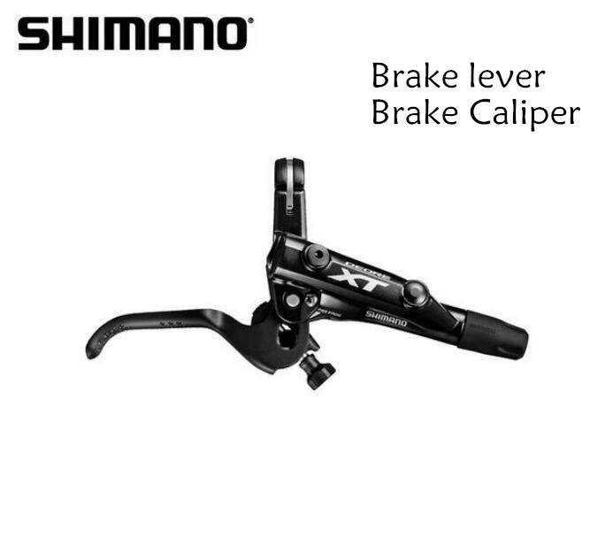 SHIMANO DEORE XT M8000 Hydraulic Disc Brake Include ICE-TECH PADS Left & Right BL-BR-M8000 Brake Lever and Caliper shimano deore xt bl br m8000 mtb disc brake mountain bike
