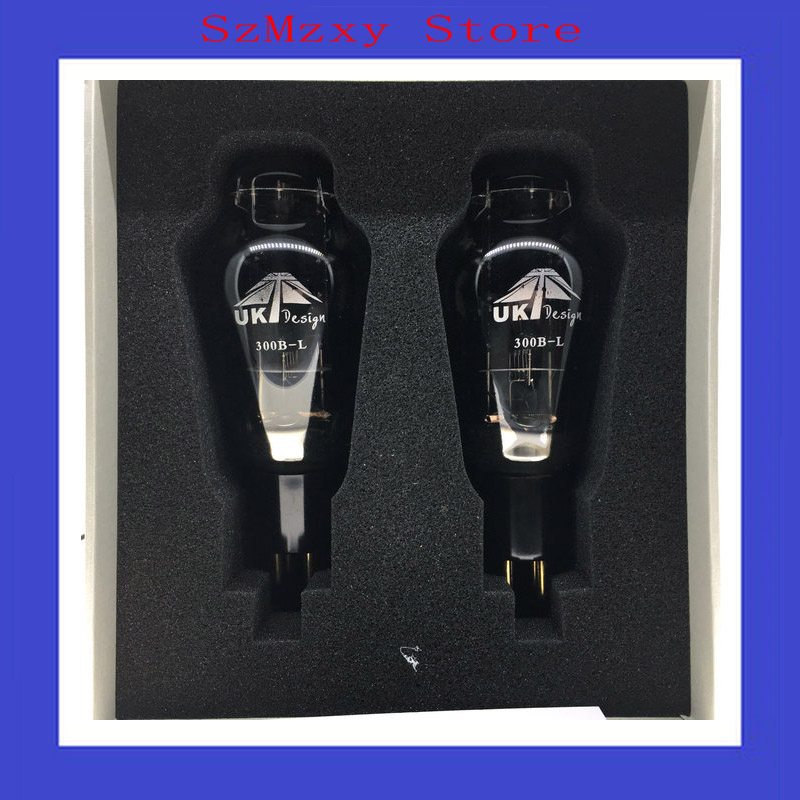 1pair/2PCS DIY Tube 300B-L UK300B 300B-98 WE300B 300B HIFI цена 2017