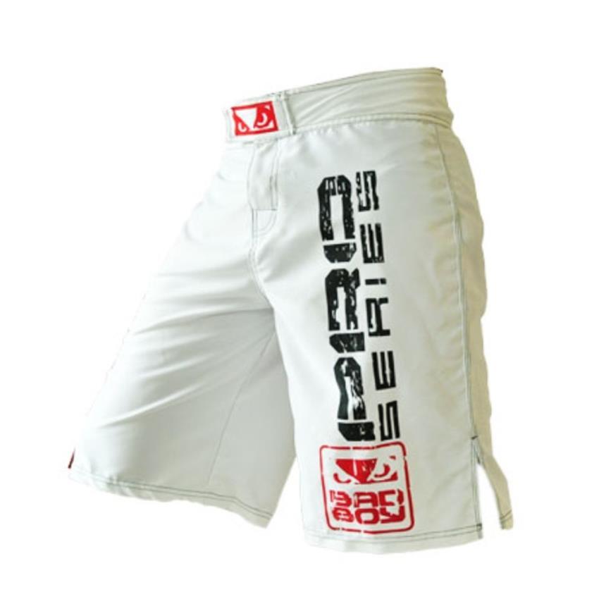 Prix pour Noir Blanc Muay Thai Boxe MMA formation de remise en forme de boxe shorts Tiger Muay Thai mma bon marché short kickboxing shorts boxeo