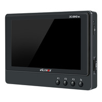 Viltrox DC 55HD 5.5'' 4K 1920x1080 IPS HD LCD Camera Video Monitor Display HDMI AV for Canon Nikon SONY DSLRI 4k Monitor Field