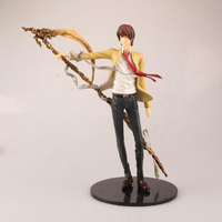 Anime Death Note Yagami Light Killer action figure toys cartoon model collection Christmas gift with box Y7627