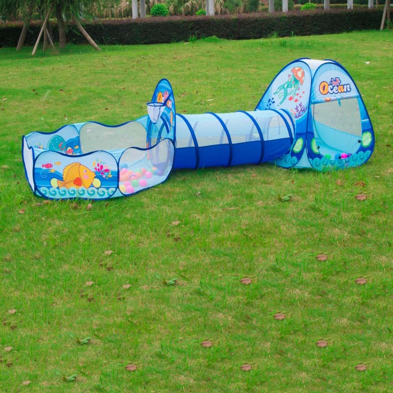 Folding-Kids-Pool-Tube-Teepee-Toy-Tents-Pop-up-Baby-Crawling-Tunnel-Huge-Game-Yard-Ocean (1)
