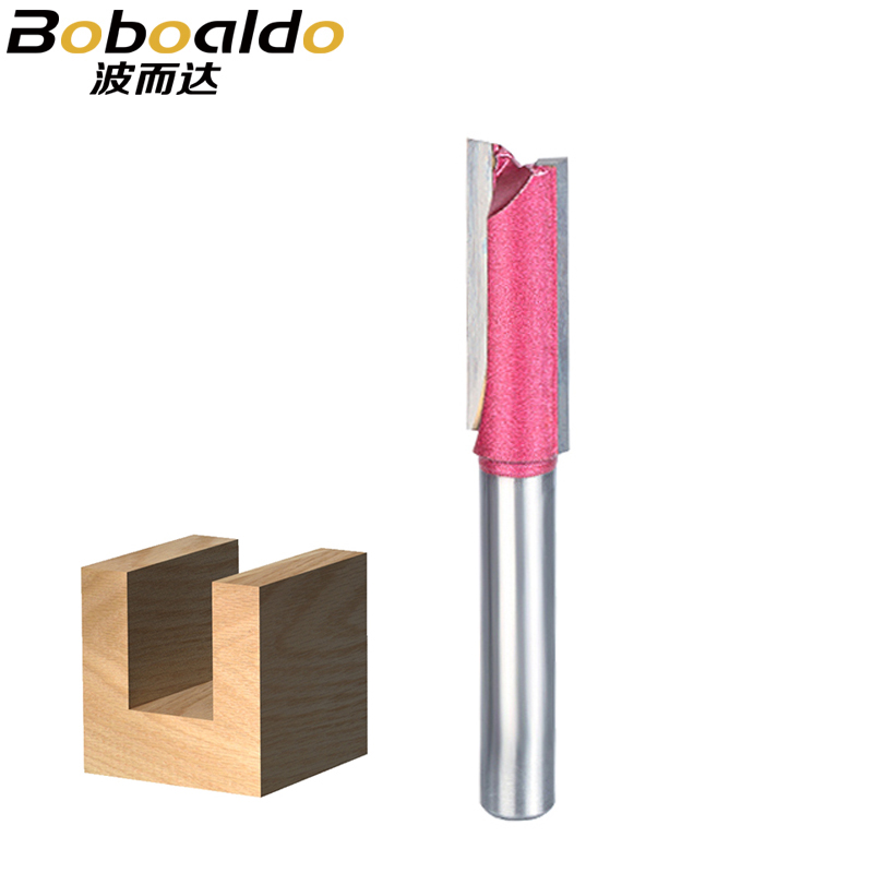 3D CNC Router Bit 6mm Shank Engraving End Mill V Groove Needle Tip Woodworking Bit Craftsman Carving Tool 12mm