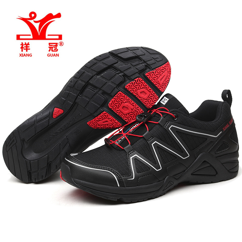 XiangGuan men's sport running shoes  outdoor sneakers Comfortable and Breathable Sport Shoes  ID 97089 kelme 2016 new children sport running shoes football boots synthetic leather broken nail kids skid wearable shoes breathable 49