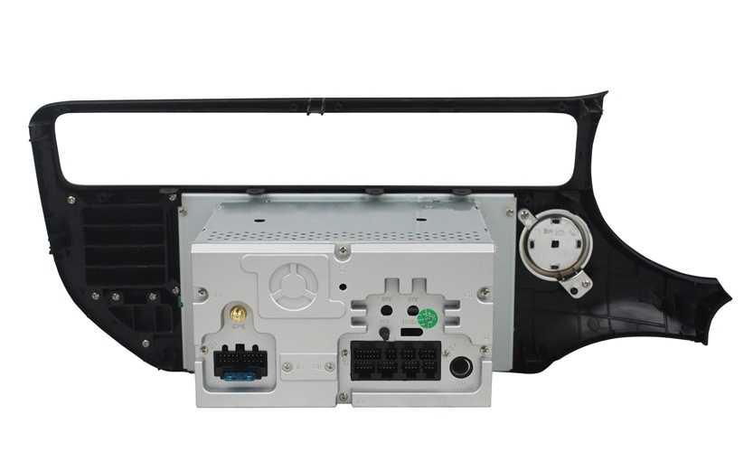 """8 """"Автомобильный dvd-плеер с gps (опционально, USB/SD, AUX, BT/tv, аудио Радио стерео, Автомобильная Мультимедийная Главная панель для Kia K3 RIO 2015"""