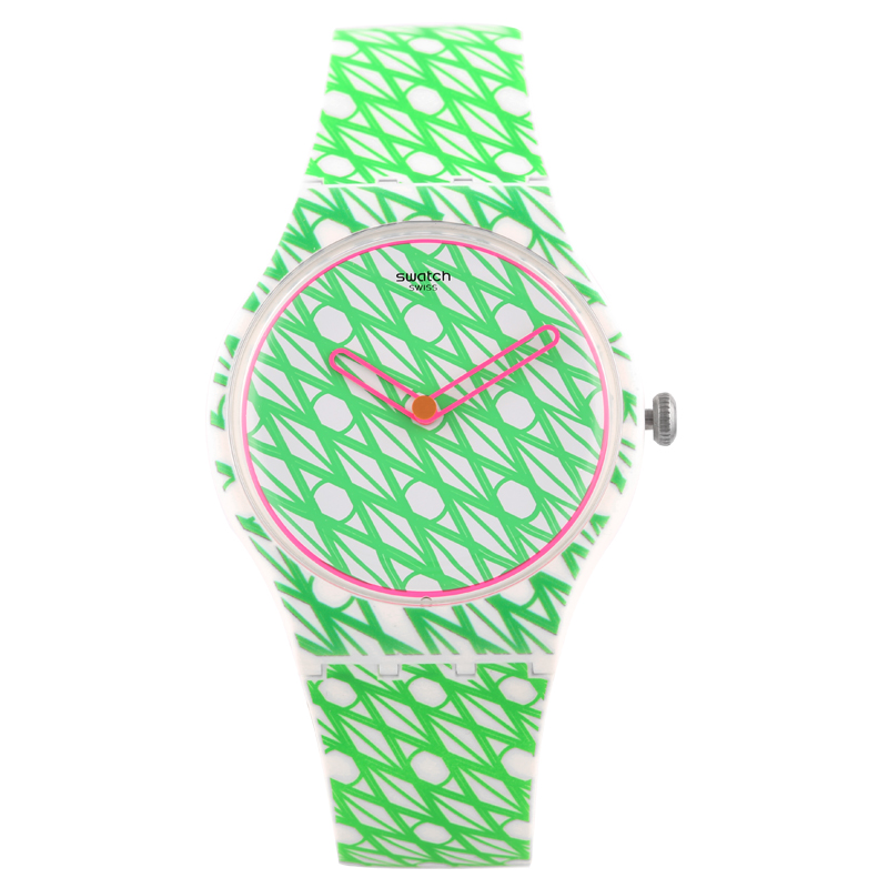 Swatch Watch Artist Special Limited Edition SUOZ208