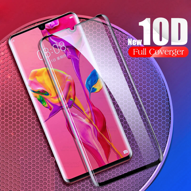 Image 2 - 2 in 1 Camera Lens Protector for Huawei P30 Pro Tempered Glass Screen Protector for Huawei P 30 Pro Lite Light P30Pro P30Lite-in Phone Screen Protectors from Cellphones & Telecommunications