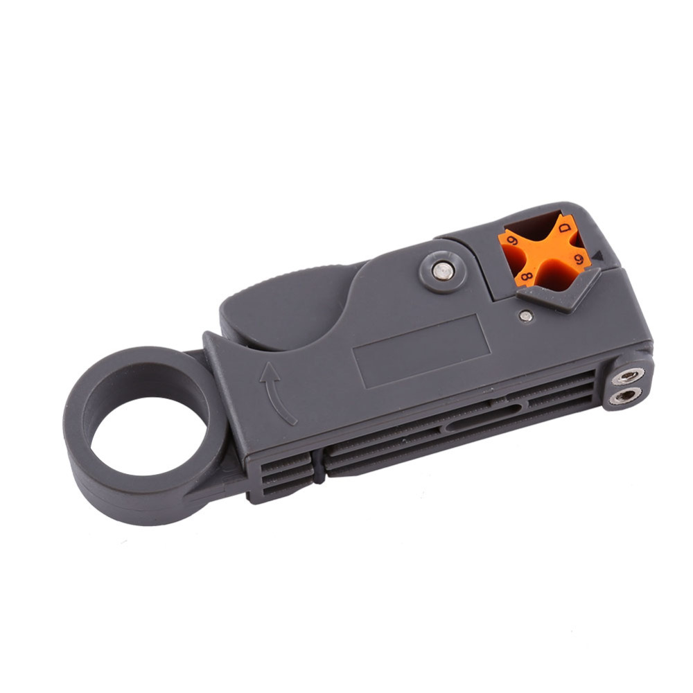 Brand New Coaxial Cable Wire Stripper RG6/RG59 Compression F ...