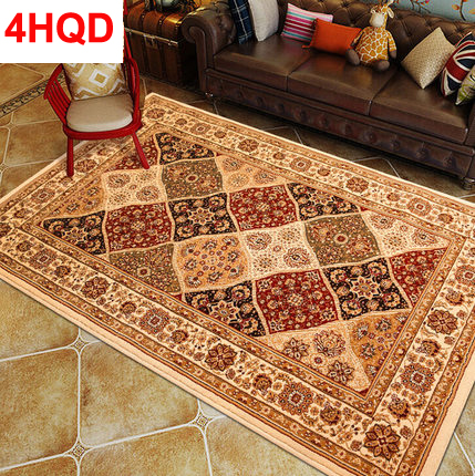 Turkey imports European American style living room sofa coffee table carpet classical bedroom bedside blanket