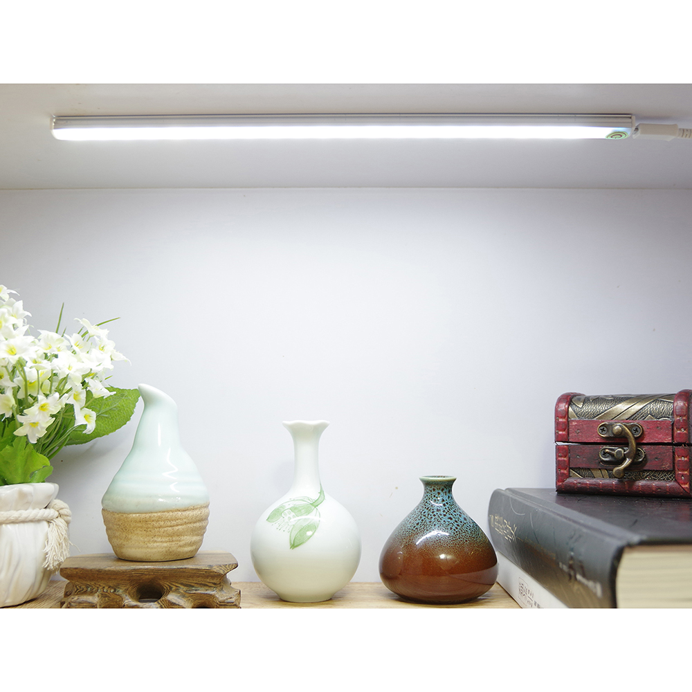 New Arrival Portable Touch Sensor Light USB LED Strip Light Bar Night Light Lamp Cabinet Lights sales of new sensor light strip with high quality and convenient multi functional 3w 6w outdoor home decor led strip light lamps