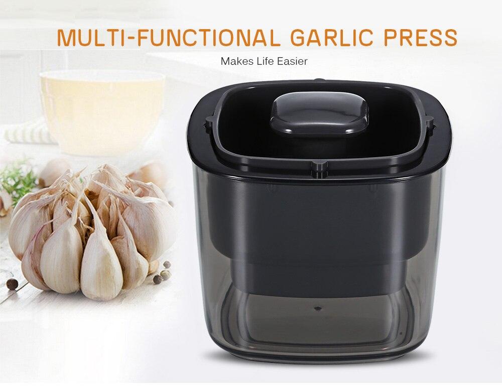 Garlic Press Chopper