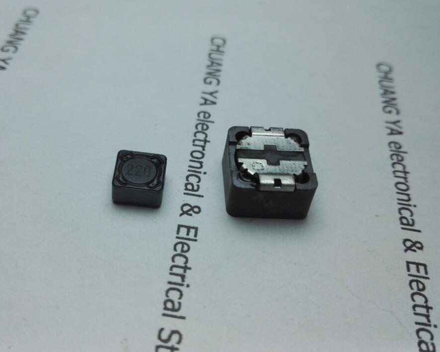 Lot of 2 Shielded SMD Toroidal Inductor 33uH 1.8A