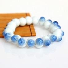 Sea-Maid Teardrop Water Drop OL Crystal Like Bracelets