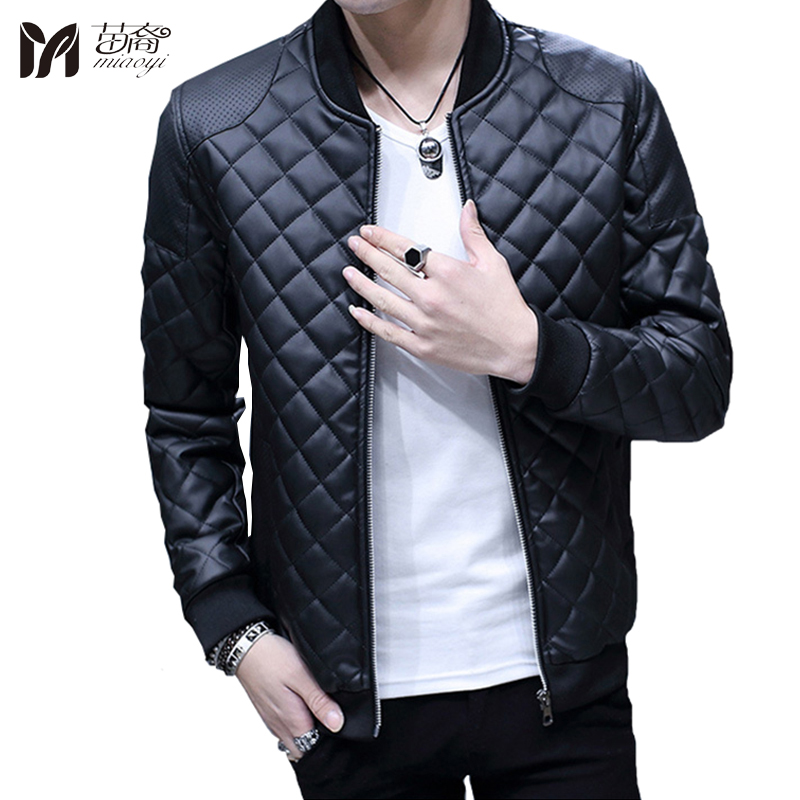 M 4XL Hot Sale 2017 New Fashion Brand Jacket Men Clothes Trend College Slim Fit High