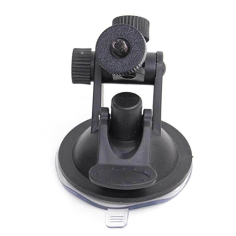 Złącze śrubowe stojak na DV GPS statyw uchwyt ABS maksymalne obciążenie 3kg Mini frajerem wideorejestrator do jazdy samochodem do montażu na DVR wspornik