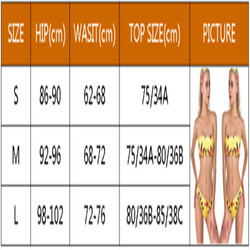 2019 Sexy kobiety lato wysoka talia bikini z usztywnionym biustonoszem Swimmingsuit kwiatowy push-up stroje kąpielowe zestawy strój kąpielowy brazylijski kostium 6