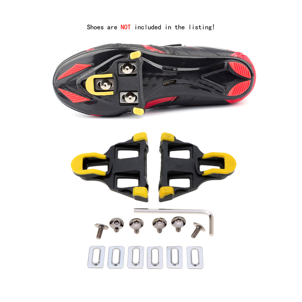 872adcacc73 2 pcs Road Bike Cycling Self locking Pedal Cleats Set For Shimano SM SH11  SPD SL-in Bicycle Pedal from Sports   Entertainment on Aliexpress.com