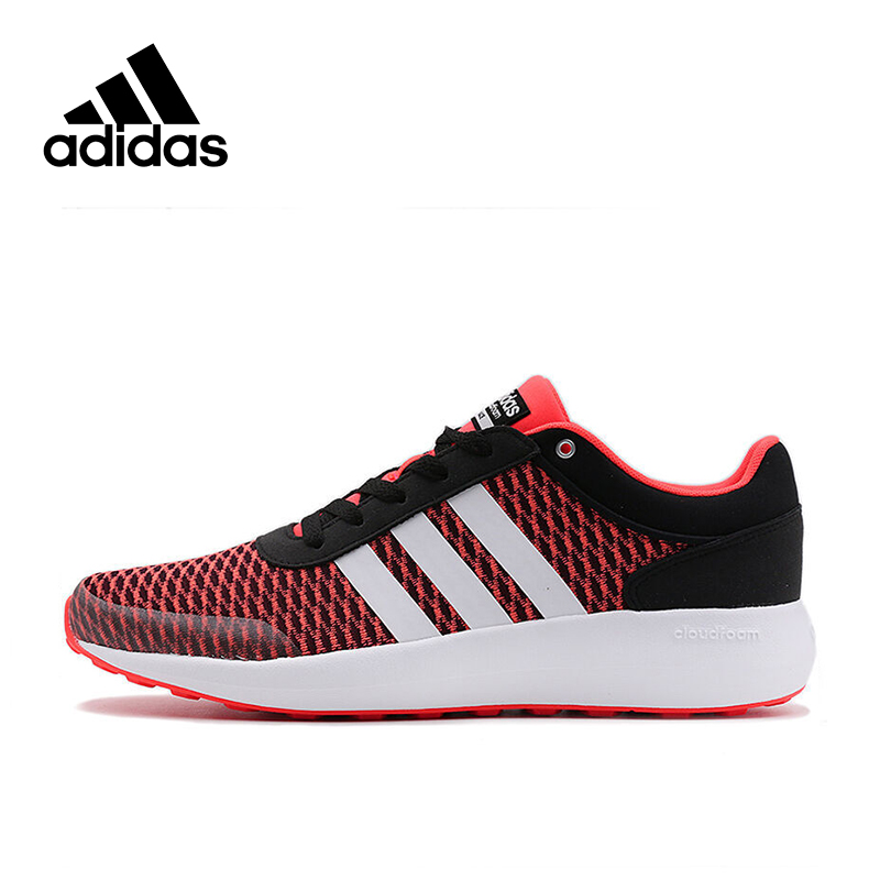 цена на Official New Arrival Adidas Adidas NEO Label RACE Men's Skateboarding Shoes Sneakers Classique Comfortable