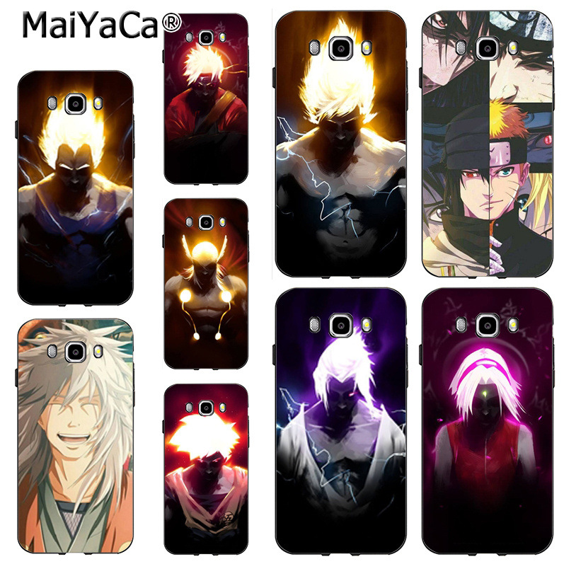 Maiyaca Naruto Dragon Ball New Personalized Phone Accessories Case For Samsung Note 5 Note8 J7 J6 J4 J2pro Case Coque Strengthening Sinews And Bones Half-wrapped Case Phone Bags & Cases