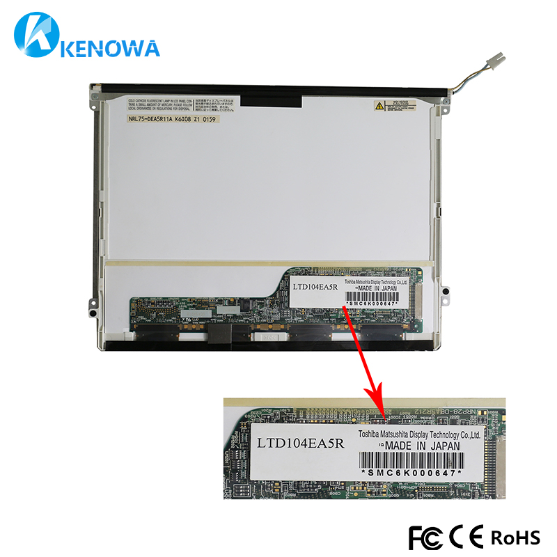 10.4 pollici LTPS TFT LCD Schermo LTD104EA5R10.4 pollici LTPS TFT LCD Schermo LTD104EA5R