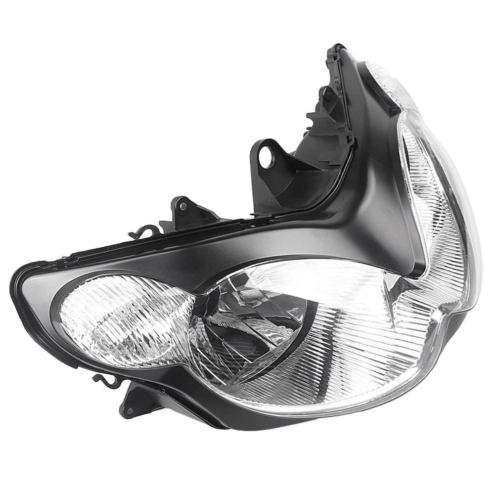 Headlight Headlamp for Kawasaki ZZR1200 2002-2015 Motorcycle