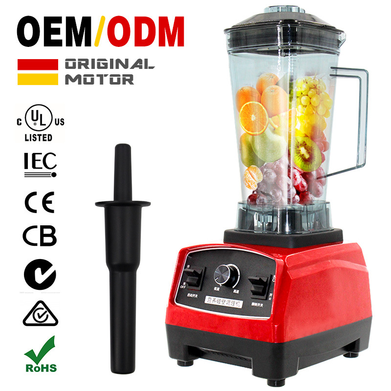 commercial grade home professional smoothies power blender food mixer juicer food fruit processor commercial blender mixer juicer power food processor smoothie bar fruit electric blender ice crusher