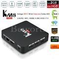 KM8 Pro Smart TV Box Android 6.0 2GB 16GB Amlogic S912 Octa Core 4K Streaming Media Player Mini PC Kodi 17.0 IPTV Wifi Bluetooth