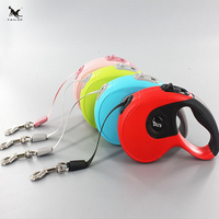 TAILUP Retractable Pet Dog Leash Puppy Chihuahua Patrol Leads 3m 5m