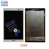 Original 8 LCD For Asus Zenpad 8.0 Z380 LCD Touch Screen Z380KL Z380CX Z380C LCD Display Digitizer Sensor Assembly Black White