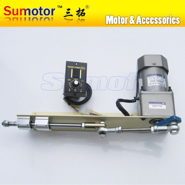 Buy Ac 220v 60w 70 100mm Linear Actuator