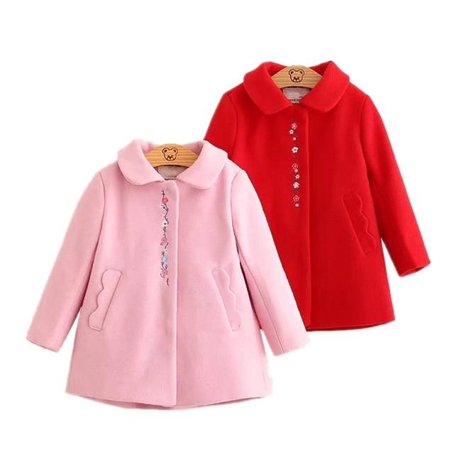 f53daf6078a3 532439385 Autumn Baby Winter Jacket Girl Coat For Girls Jacket Kids ...