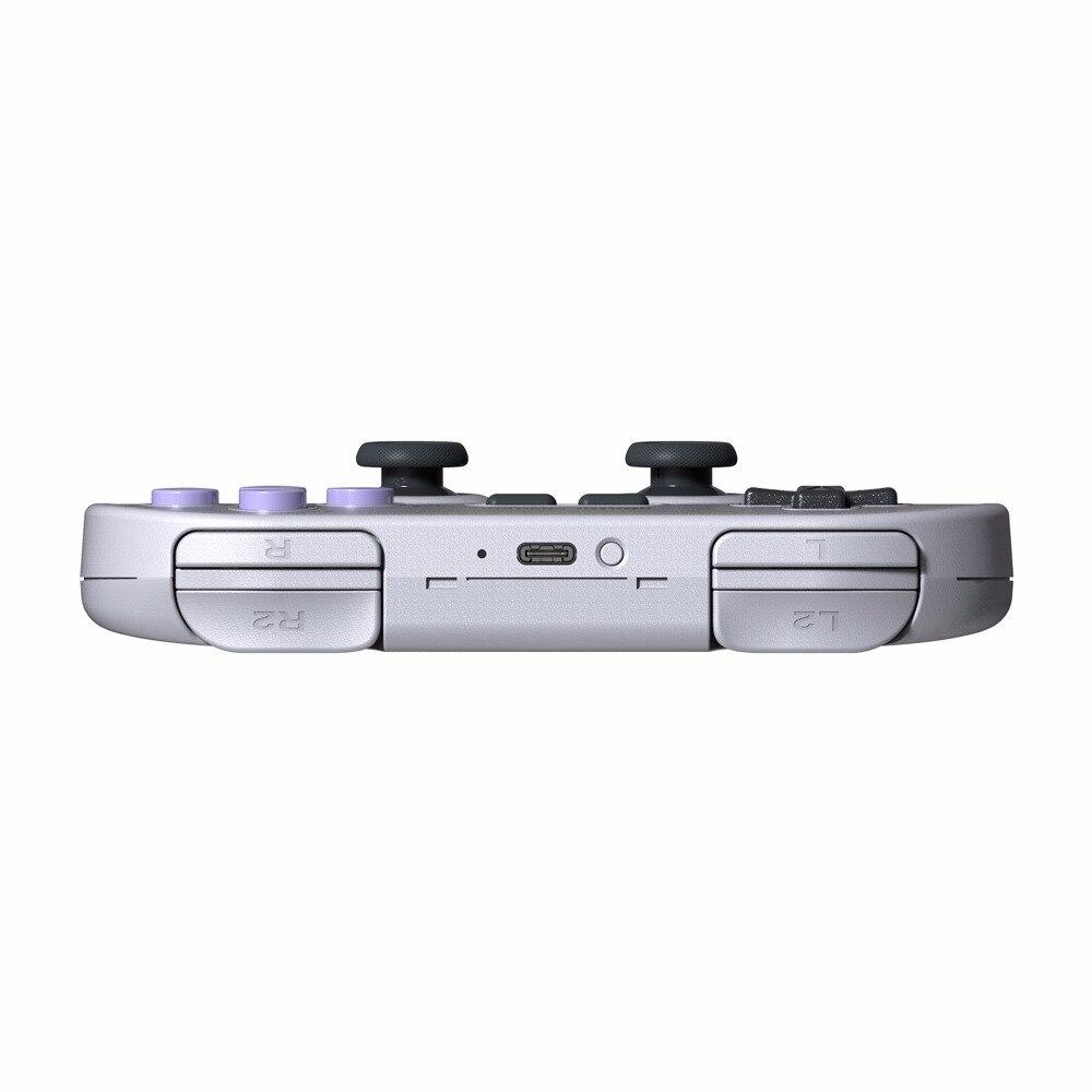 8bitdo SN30 Pro GO SN Sans Fil Bluetooth Manette Pour Nintend Interrupteur Pour NS iOS Android Pour PC Windows Mac Gamepad - 5
