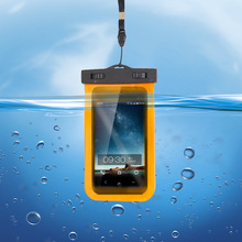 CMR Water Proof Diving Bags Out Door Waterproof Pouch Mobile Phone Case for Iphone6 6s Xiaomi