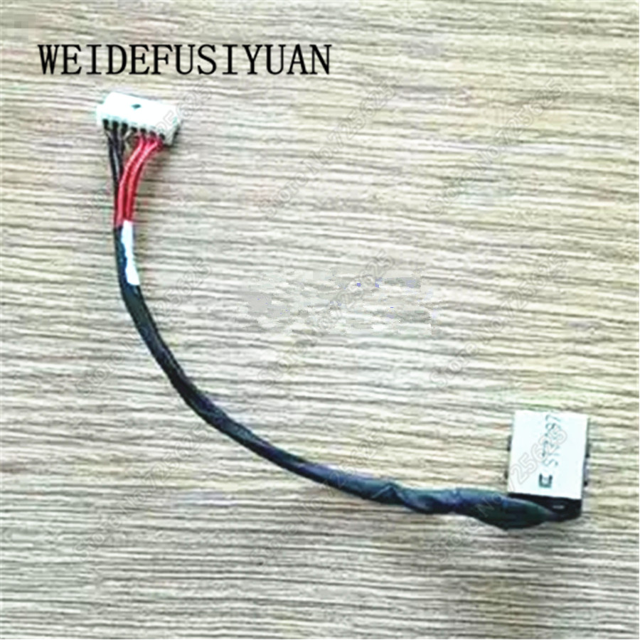 10PCS AC DC Power Jack Plug Socket Cable Harness for Dell Inspiron ...