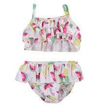 Toddler Children Child Women Tankini Bikini Swimwear Swimsuit Bathing Swimsuit Beachwear Little one Child Woman Clothes