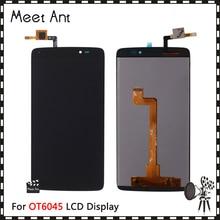 10 Cái/lốc Chất Lượng Cao 5.5 Dành Cho Alcatel One Touch Idol 3 6045 OT6045 Màn Hình LCD Hiển Thị Màn Hình Với Màn Hình Cảm Ứng bộ Số Hóa