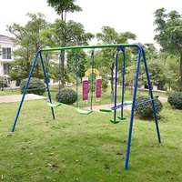 YONTREE 3 Functions Swing Hanging Hammock Kindergarten Outdoor Furniture Stock In US